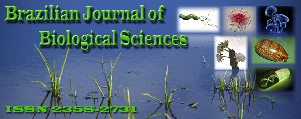 Brazilian Journal of Biological Sciences (ISSN 2358-2731)