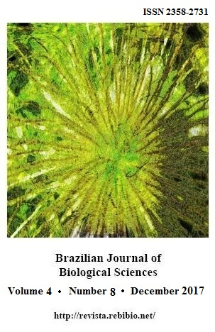 Cover,  BJBS, v. 4, n. 8
