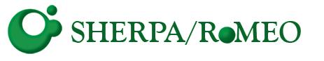 SHERPA-RoMEO logo